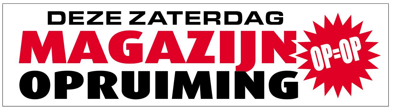 Magazijn Opruiming bij Actielaminaat Eindhoven