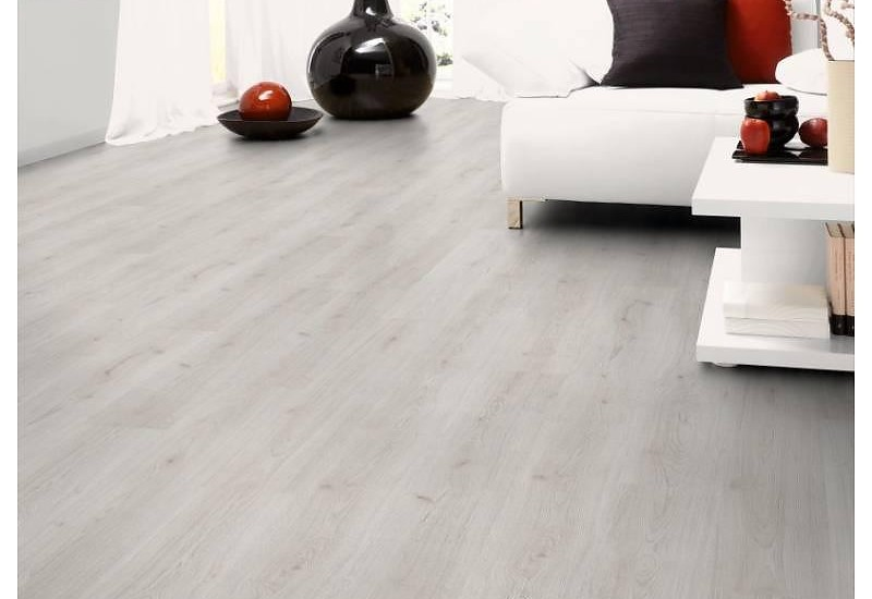 Laminaat Wit Eiken : Inspired vloeren mm trend eiken wit laminaat inspired